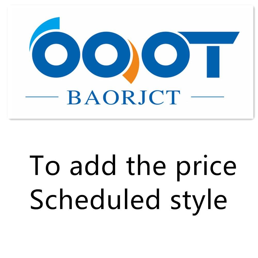 OOOT BAORJCT Pre-sale money,Increase moneyOOOT BAORJCT Pre-sale money,Increase money