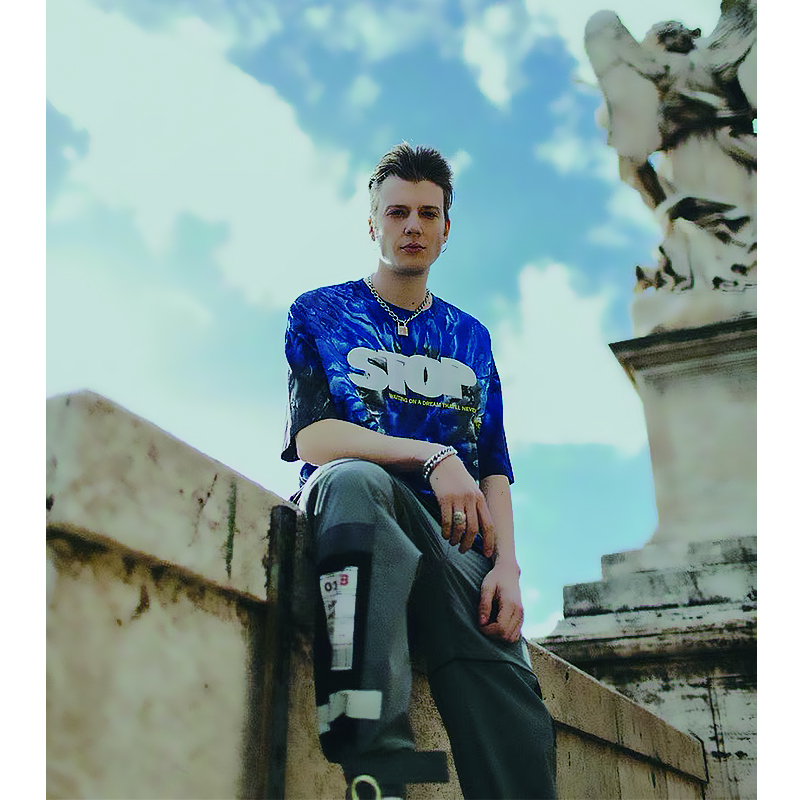 HFNF hommes/hommes décontracté t-shirt 3D impression spirale décontracté hommes/hommes t-shirt coton à manches courtes t-shirt
