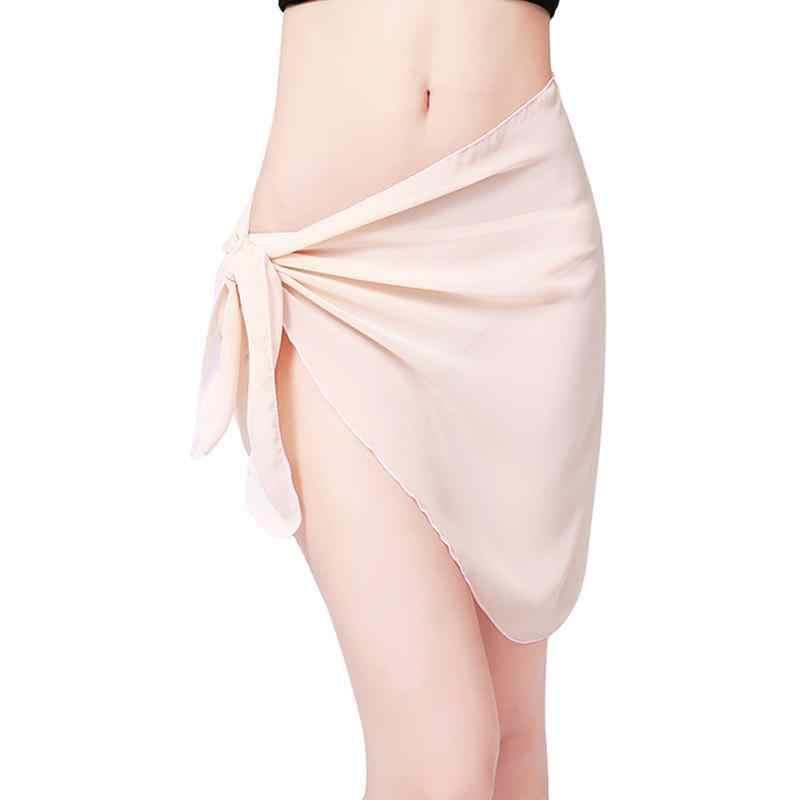 13486a20cbc2a ... Women sexy beach skirt Beach Dress Sexy Beach Sarong Bikini Cover-ups  Wrap Pareo Skirts