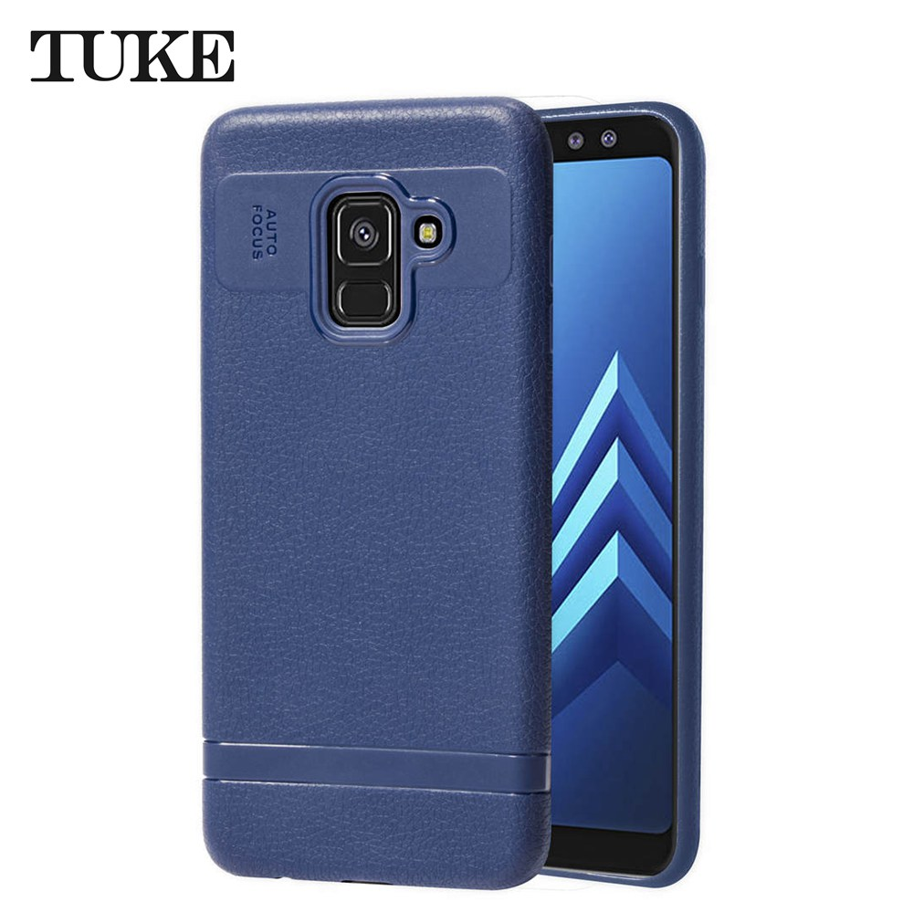 TUKE For Samsung Galaxy J6 (2018) Case Soft Silicone TPU Cover Cases For Samsung J6 2018 EU