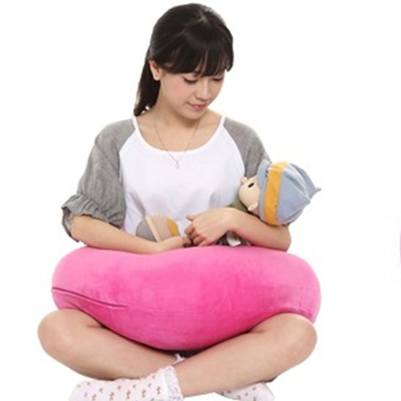 Maternity Baby Breastfeeding Pillow U-Shaped Infant Cuddle Feeding Pregnant Nursing Pillow Mummy Waist Support Cushion dropship hot sale maternity body pillow soft pregnant women sleeping belly back support comfy baby nursing breastfeeding pillow