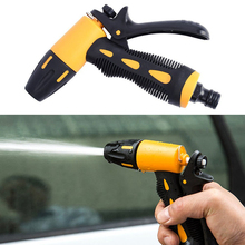 Garden Watering Irrigation Tool High Pressure Water Spray Gun Nozzle for Car Washing Garden Watering
