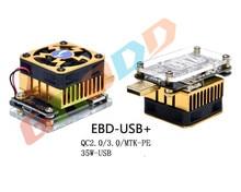 EBD USB load QC2 0 3 0 MTK PE trigger voltage and current monitoring font b