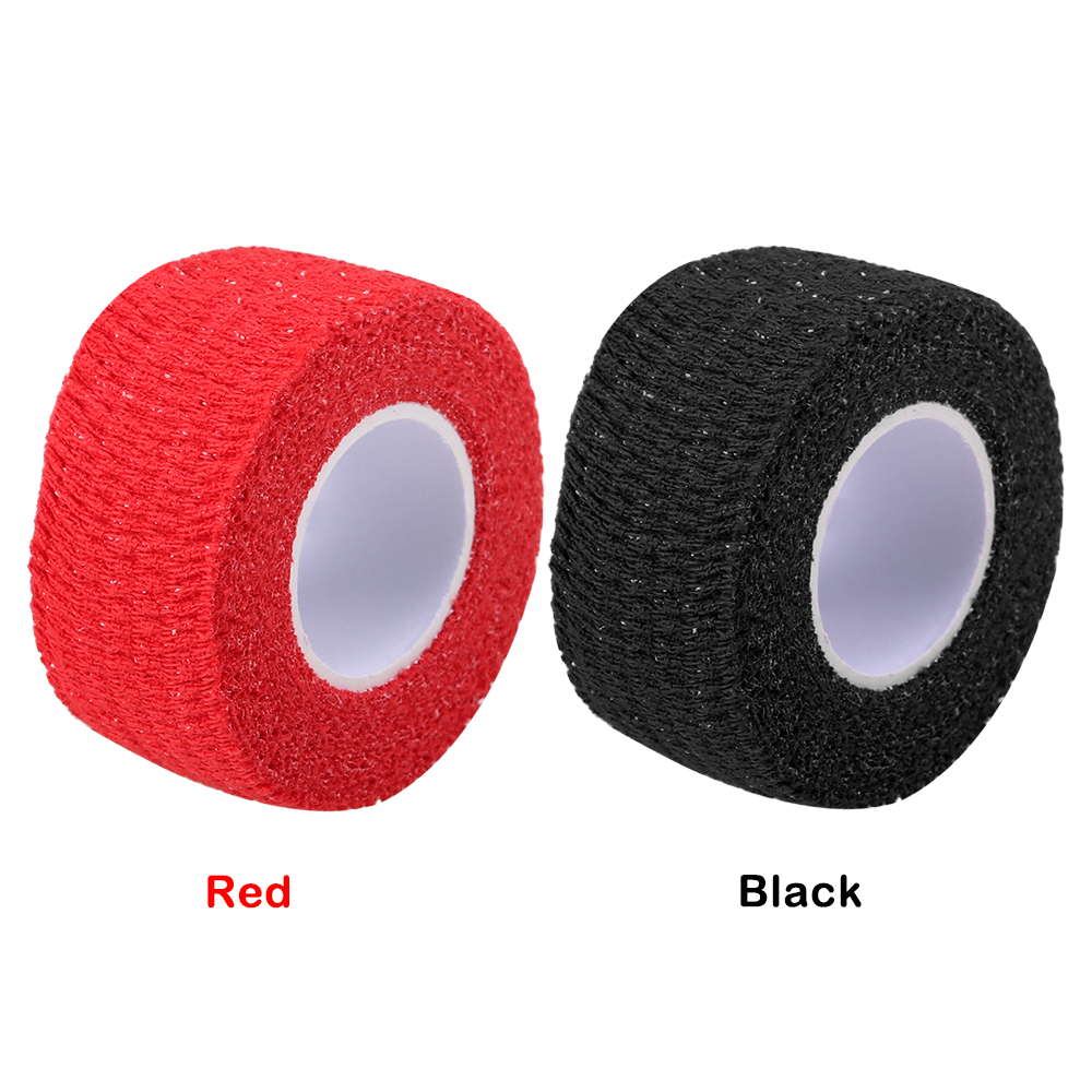 1 Roll 4.5M Golf Grip Wrap Standard Golf Club Bandage Tape Anti-skid Cotton Golf  Sports Support Bandage Tapes Clue Accessory