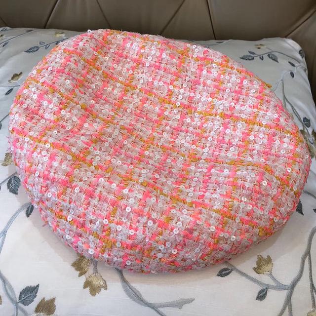 Casual Wool Baseball Hat