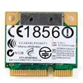 SSEA para Atheros AR5BHB92 AR9280 Dual-Band 2.4G/5 GHz 802.11a/b/g/n 300Mbp Wireless wi-fi metade mini pci-e Card Frete Grátis