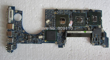 """yourui non-integrated motherboard For apple MBCKBOOK Pro A1226 15"""" T7700 CPU 2.4GHz motherboard 820-2101-A 661-4960 mainboard"""