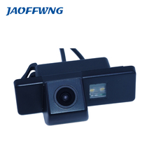 Hot Selling CCD Car Rear View Reverse CAMERA For  QASHQAI X-TRAIL Geniss/For Citroen C4 C5 C-Triomphe/ Peugeot 307cc Pathfinder