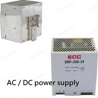 LED Driver Switching Power Supply rail AC/DC 24V 10A dual output security Voltage Transformer for Led Strip Display Billboard