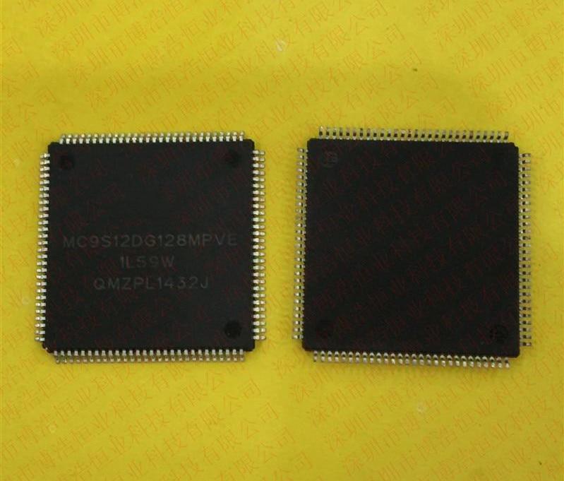 100% New&original MC9S12DG128MPVE MC9S12DG128