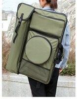 Pure Colors Fashion Art Bag School Art Supplies 4K Big Sketch Board Drawing Bag Waterproof Art School Bag For Artist