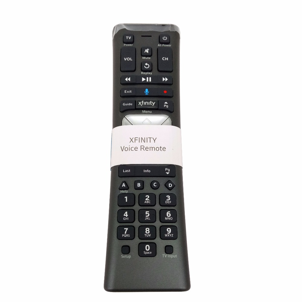 XR11 Premium Voice Activated Cable TV Backlit Remote