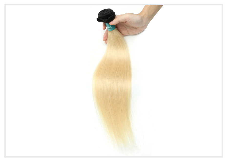 Ombre Blonde Human Hair (15)