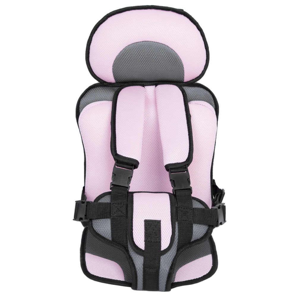 8 cores Esteira Do Assento Do Bebê das Crianças Para 6 Meses para 12 Anos de Idade Engrossar Portátil Macio Respirável Cadeiras de Esteiras oddler Proteger Mat