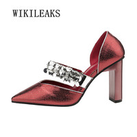 sexy high heels extreme high heels shoes women pumps italian euros patent leather hollow out bride wedding shoes zapatos mujer