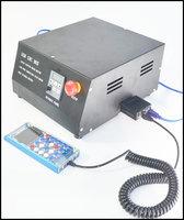 Nuevo Controlador de Motor paso a paso USB CNC BOX 4 ejes + Puerto USB Compatible con Mach3 + controlador de husillo BLDC