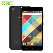 "CUBOT Rainbow HD Screen Smartphone 1GB RAM 16GB ROM Cell Phone WCDMA 3G 5.0"" Android 6.0 MTK6580 Quad-Core 1.3GHz Mobile Phone"