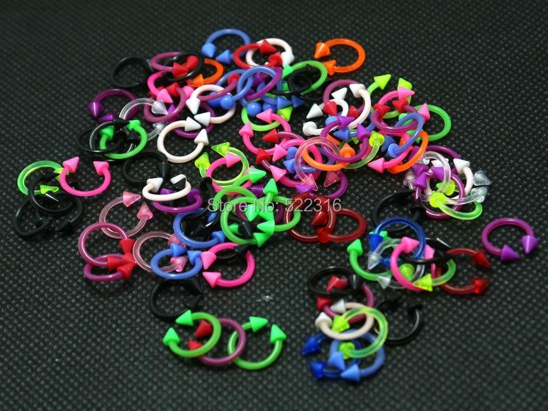 Horseshoe Circular Ring Cbr...