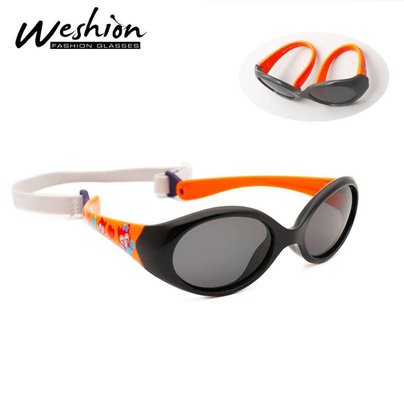 5f9cede8879b2 Crianças pequenas Óculos De Sol Polarizados Para 1 2 TR90 3 Anos de Idade  As Crianças
