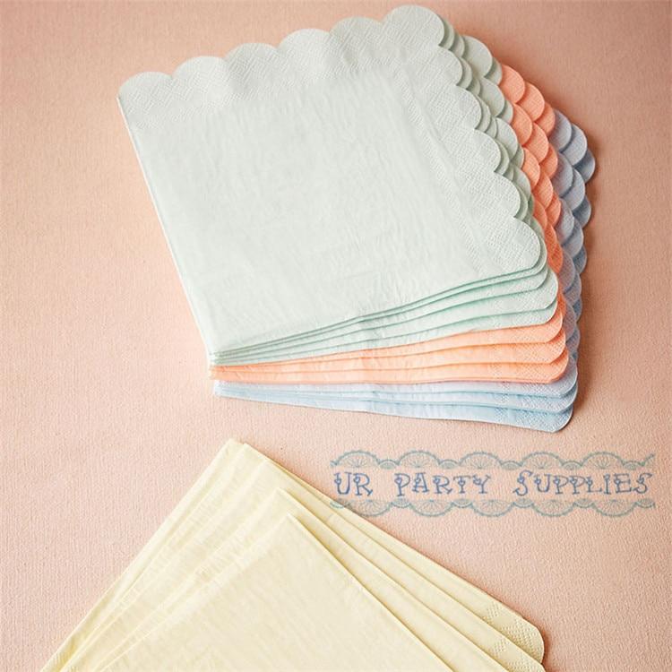 100 Quality 40cm 3 Ply Paper Napkin Engagement Hen Night Party Belbal Serviette