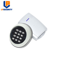 LPSECURITY 433MHZ Wireless Wall Keypad for garage/swing/sliding gate opener/wireless keypad switch with receiver