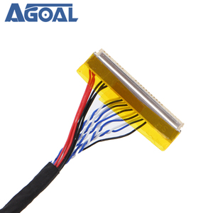 Image 3 - Special for Panel V270B1 V260B1 V320B1 LVDS Cable 1ch 8 bit 30 pins 30pin single 8 line 400mm For LCD FI X30SSL HF