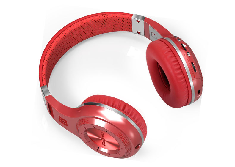 best bass bluedio ht wireless bluetooth headphones bt 4 1 stereo bluetooth headset built in mic. Black Bedroom Furniture Sets. Home Design Ideas