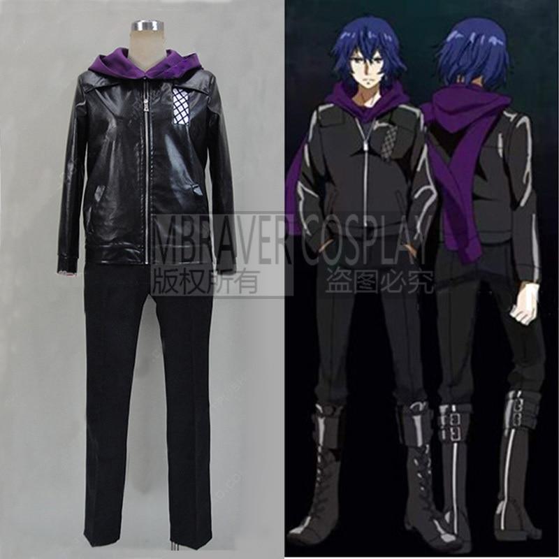 Tokyo Ghoul Ayato Kirishima Cosplay Costume