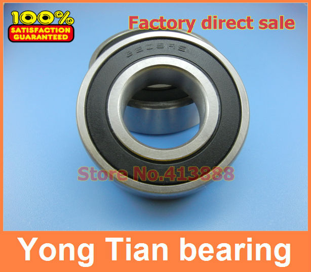 High quality Inch bearings Special bearings Deep groove ball bearings 6202 6202-5/8 2RS 6202-15.875 15.875*35*11 MM gcr15 6326 zz or 6326 2rs 130x280x58mm high precision deep groove ball bearings abec 1 p0
