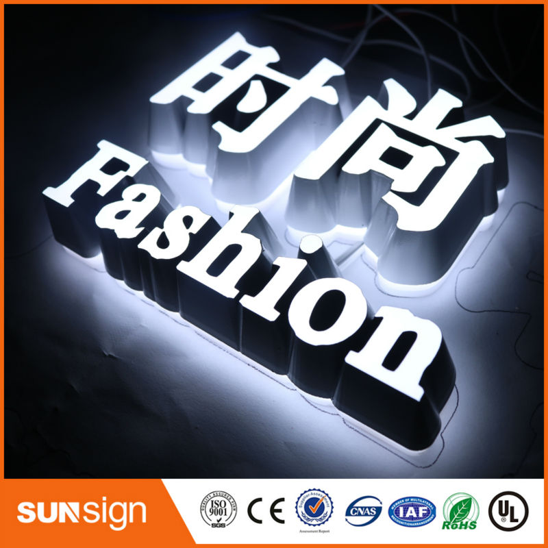 Custom Outdoor Double Sided Led Sign