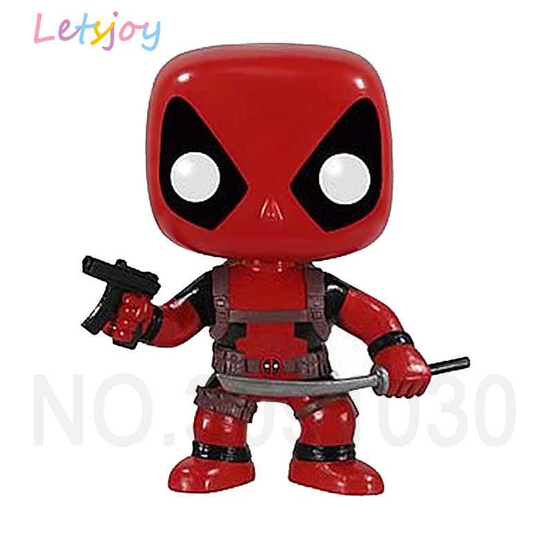 Veneno do funk Deadpool cosplay pato bonito kawaii Vingador Justice league THE galaxy guardiões 2 guerra civil coleção X-men X men
