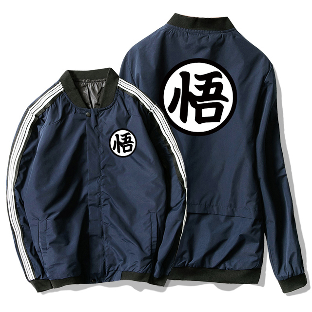 KAME SYMBOL BOMBER JACKET (5 COLORS)