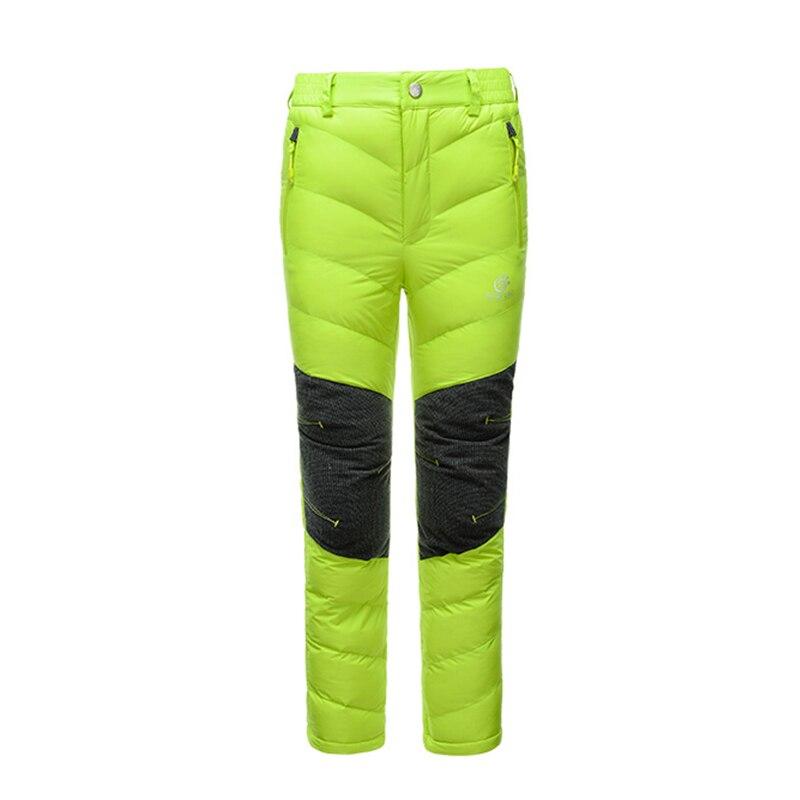Winter sports pants boys girls for Lightweight fishing pants