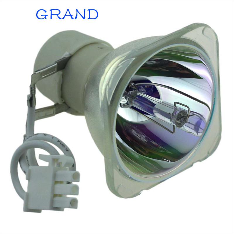 BenQ MS517 MX518 MW519 MS517F MX518 프로젝터 용 100 % 새 호환 프로젝터 베어 램프 5J.J6L05.001 해피 베이트