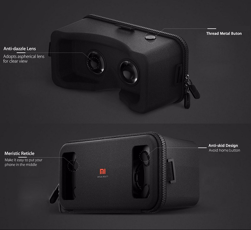 ORIGINAL XIAOMI VR MI VR PLAY IMMERSIVE 3D VR VIRTUAL REALITY HEADSET FOV84 209810 26
