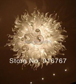 C173 Cupola di Colore Bianco Palla di Vetro Lampade A Sospensione