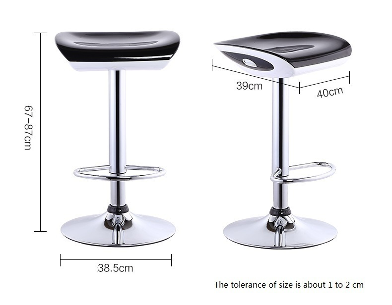Home bathroom chair Bath stool living room lift rotation chair white color coffee house stool wholesale free shipping living room foldable chair free shipping blue color stool living room chair retail wholesale bedroom stool