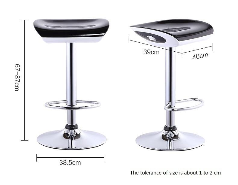 ⊰Home bathroom chair Bath stool living room lift rotation chair ...