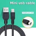 Mini usb cabo de 5 pinos 1 m mini sincronização de dados cabo de carregamento para Telefones Celulares MP3 MP4 GPS Tablets Câmera HDD Cabo do Carregador