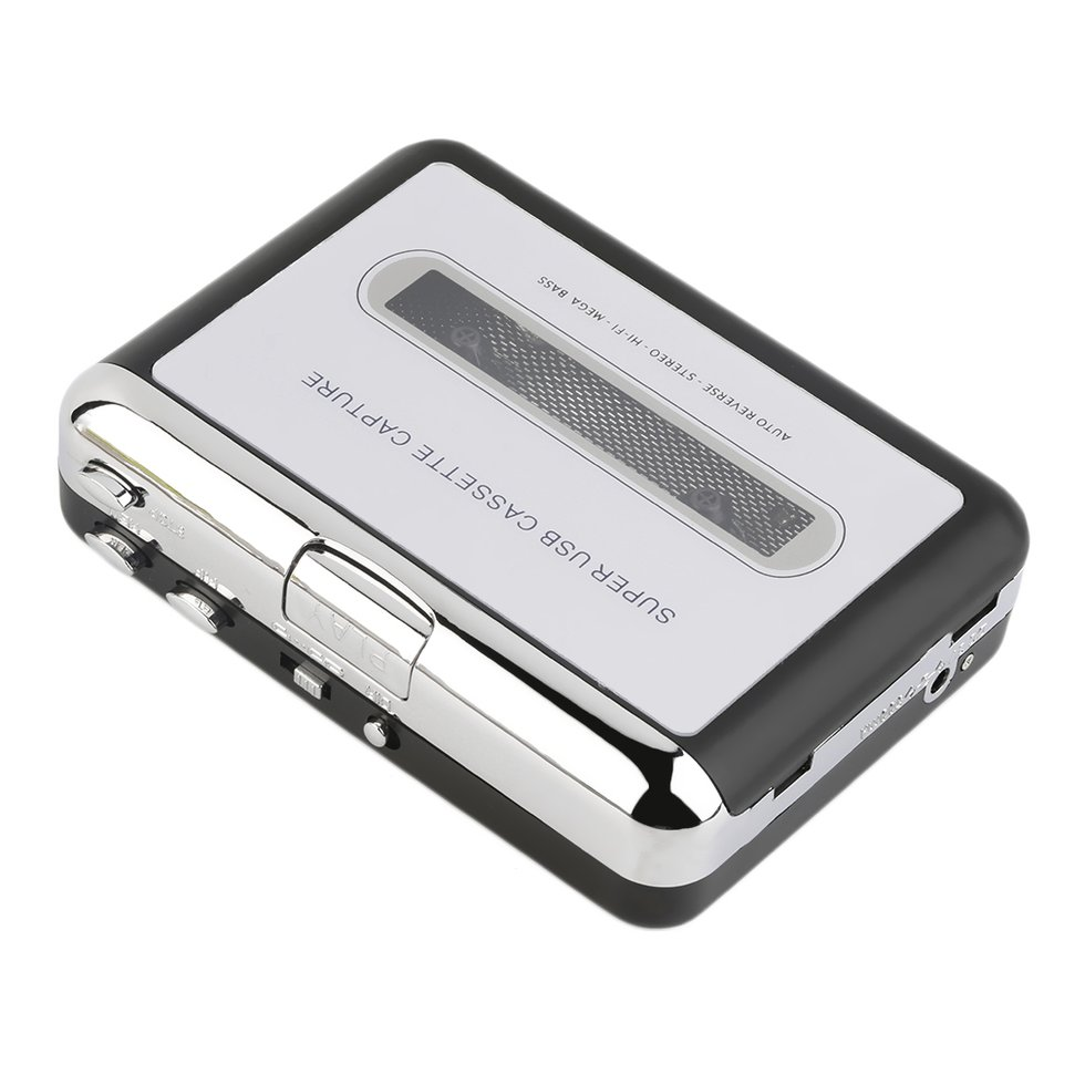 Tape To Pc Super Usb Cassette To Mp3 Converter Capture Audio Music Player  Mp3 For Sale Mp3 Player Download Free From Sibyle, $200 81| Dhgate Com
