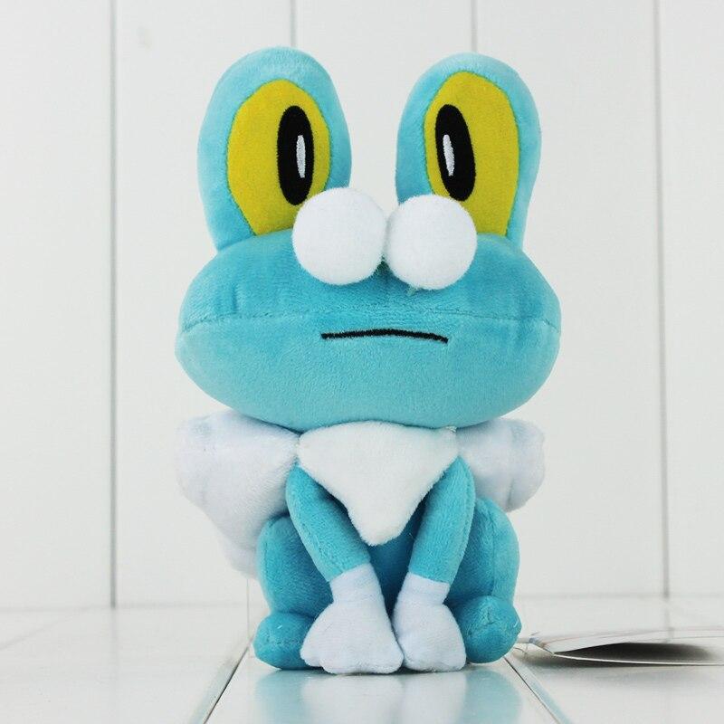 1pcs-go-plus-Charmander-Dedenne-Vulpix-Dragonite-Froakie-mudkip-Substitute-Venusaur-plush-stuffed-toy-doll-free-shipping-4