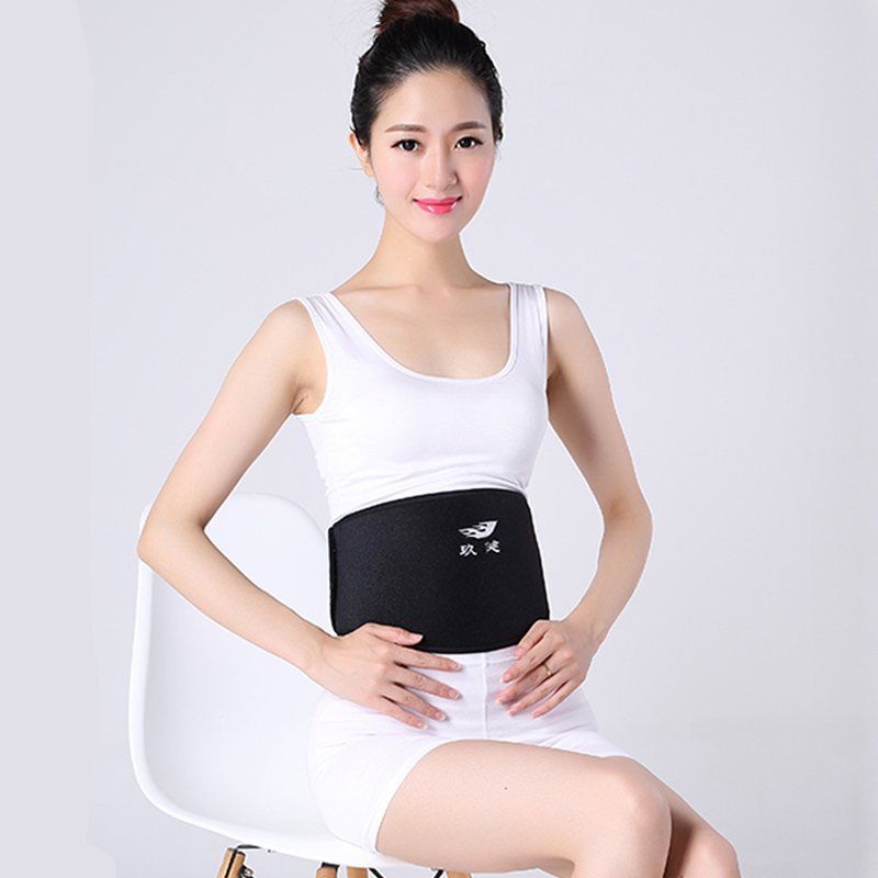 Warm Uterus Waist Protector Belt Electric Heating Warm Belly Nursing Belly Moxibustion Belt Protection Keep Warm In Winter electric heating waist support belt acoustic thermal lumbar nursing plug in thermostat male