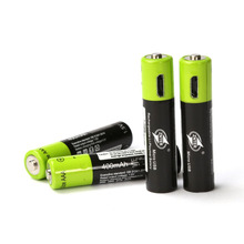 Bateria de Polímero Ultra-eficiente para RC Znter Universal Usb Baterias Recarregáveis Aaa 1.5 V 400ma de Lítio Drone Câmera