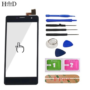 Image 2 - Touch Screen Panel For DEXP Ixion ES950 Touch Panel Touch Screen Digitizer Front Glass Sensor Smartphone Mobile Tools Adhesive