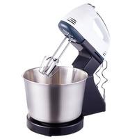 JamieLin Kitchen Electric Food Mixer Egg Beater Blender Cake Batter Mixer Milkshake Maker Baking Whipping cream Machine