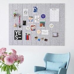 Войлочная доска для записей в скандинавском стиле, доска для записей, домашний декор для фотографий, Декор стен для планирования стола, Офис...