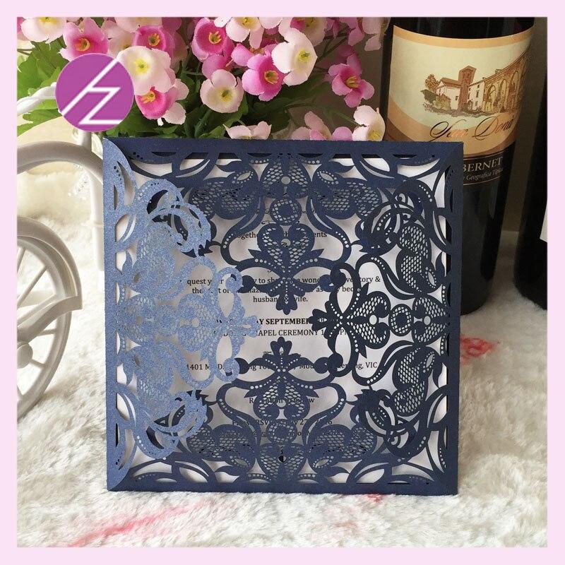 Price For Wedding Invitations: Unique Custom Printing Wedding Invitation Cards 2016