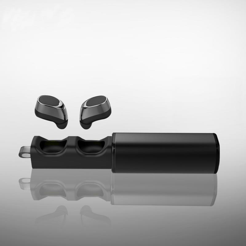 2017 Newest True wireless Bluetooth Earphone Wireless Earbuds TWS K8 Headset With Charger Box PK X2T For Iphone 8/8s and Andriod