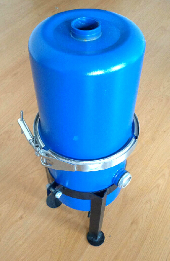 gas-liquid separator oil-water separator Vacuum pump gas water separator vacuum pump filter,Rc1 interface diameter