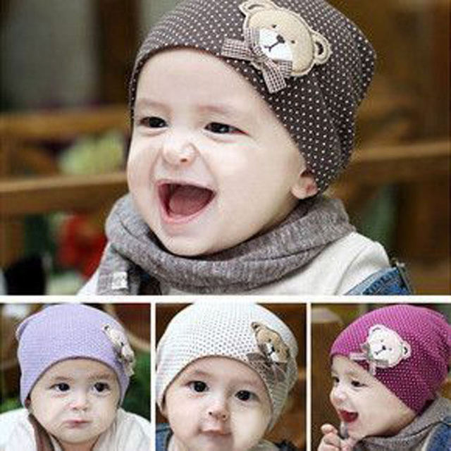 Super Deals cartoon High quality cotton newborn baby boy girl protect hat  head sleeve toucas chapeu 1a878b6832f